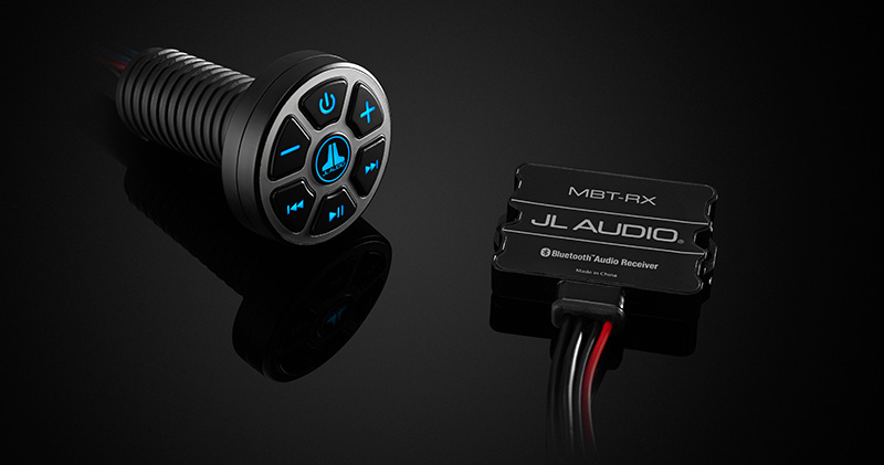 JL Audio Bluetooth Receivers