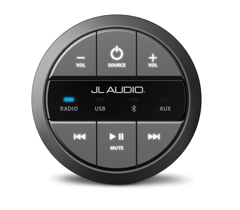 JL Audio MMR-20 LED source indicator
